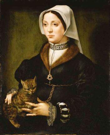 Pintura de Ambrosius Benson (1519-1550)