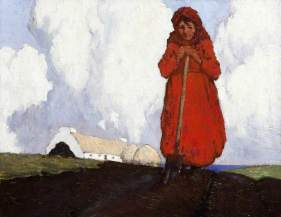Henry, Paul; The Potato Digger; National Museums Northern Ireland; http://www.artuk.org/artworks/the-potato-digger-122143